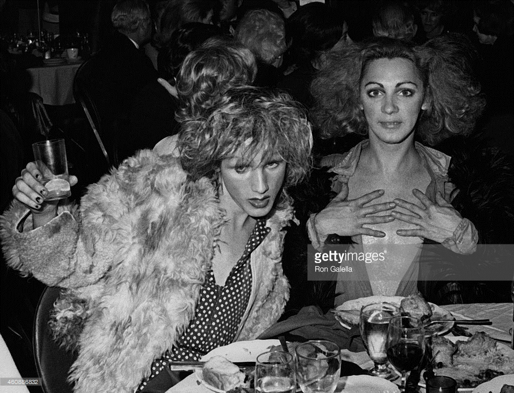 Holly Woodlawn's Park Avenue Birthday Party in 1985