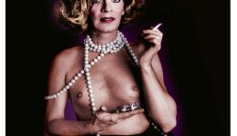 Photo by Peter Palladino: Holly Woodlawn