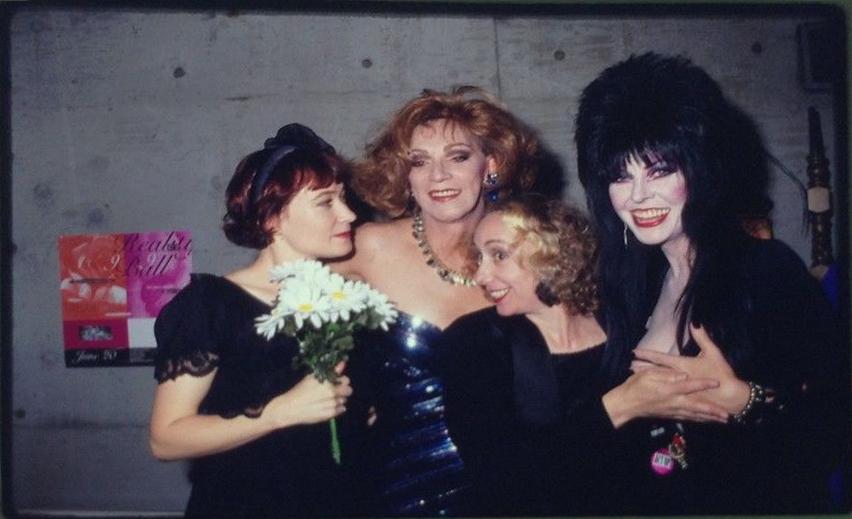 Ann, Holly, Mink, Elvira