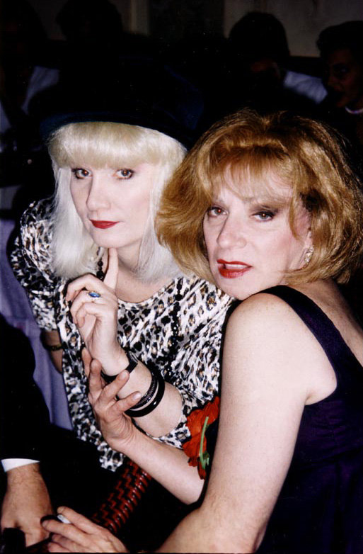Holly and Jayne County
