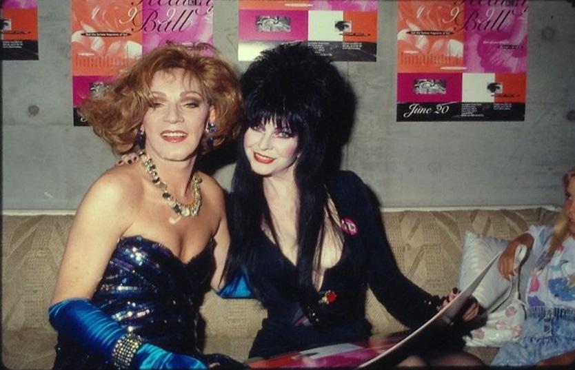 Holly and Elvira