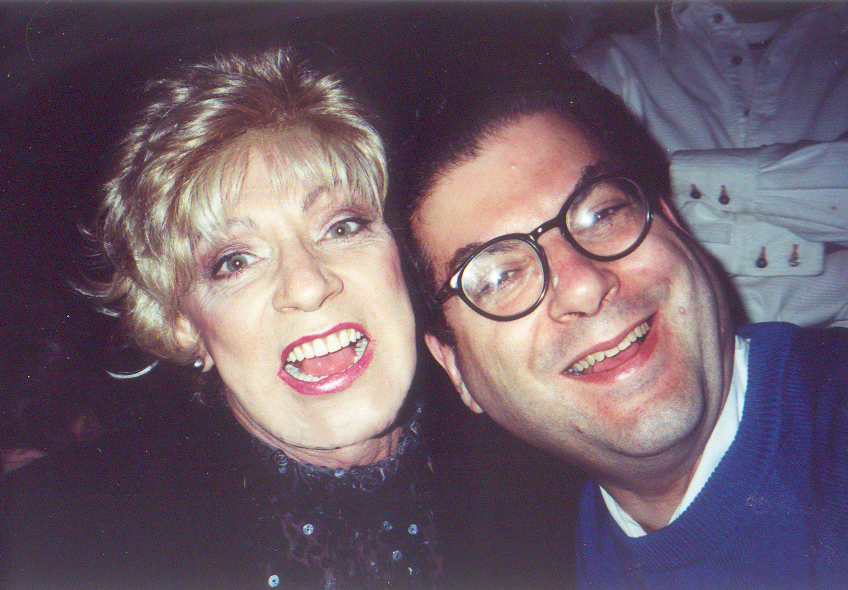 Holly and Michael Musto