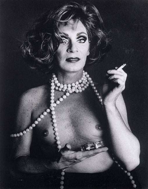 Peter Palladino's iconic photo of Holly Woodlawn